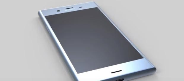Sony Xperia XZ1 - Image credit: @OnLeaks/ CompareRaja (compareraja.in)