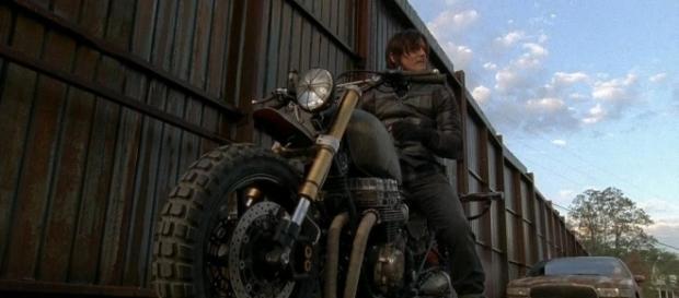 The Walking Dead : Daryl aurait du être un personnage tout autre, moins sympathique et sans moto.