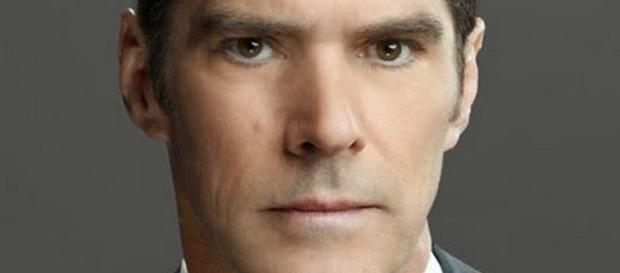 "Thomas GIbson in ""Criminal Minds"" - Image via YouTube/Looper"