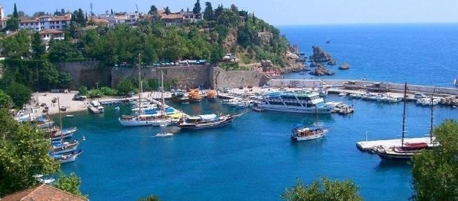 Antália, a pérola do sul da Turquia