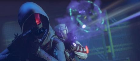 Destiny 2 to have more content. [Image via NVIDIA GeForce/YouTube]