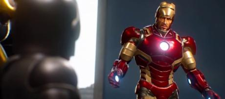 'Hero versus hero' tension rises in the latest trailer for 'Marvel vs. Capcom: Infinite.' / from 'YouTube' screen grab