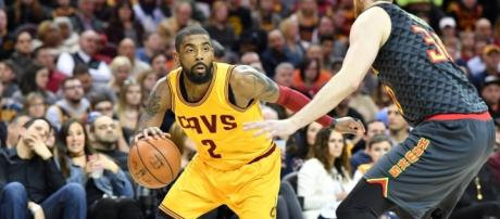 Kyrie Irving thought LeBron James wanted him out (via YouTube/NBA)
