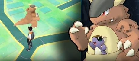 'Pokemon Go' Kangaskhan featured in the World Championships (Wicked Gaming - Clash & Brawl Stars/YouTube Screenshot)
