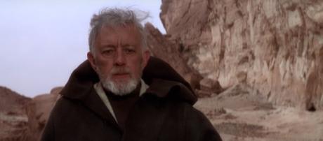 Sir Alec Guiness, Obi Wan Kenobi (YouTube/Marcelo Zuniga)