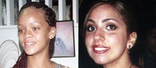 Algumas celebridades antes e depois da fama