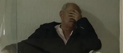 Avô de 81 anos é investigado por estupro da neta, de apenas 2 (Foto: Reprodução/V9)