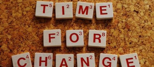 Change is constant. Image via pixabay