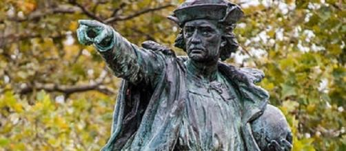Columbus Statue (Kenneth C. Zirkel wikimedia)