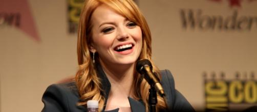 Emma Stone photographed during the WonderCon in Anaheim, CA in 2012 - Flickr/Gage Skidmore