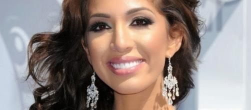 Farrah Abraham is at it again. Photo Credit: YouTube