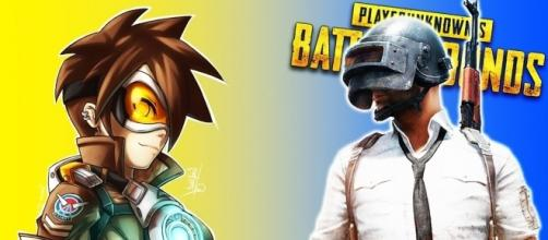 'Overwatch' players cannibalized by 'PlayerUnknown's Battleground'(kandyrew/YouTube Screenshot)