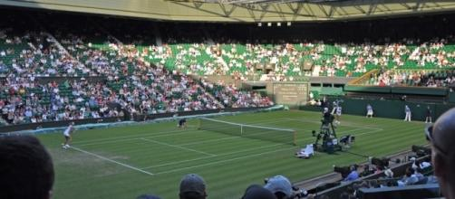 Wimbledon's centre court (Wikimedia Commons/Albert Lee)