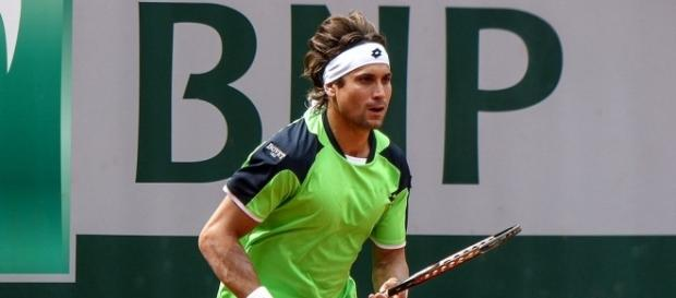 David Ferrer will next face third seed Dominic Thiem of Austria -- Yann Caradec via WikiCommons