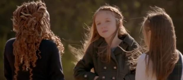 """Hope will have a love interest in season 5 of """"The Originals"""" - via YouTube/The CW Television Network"""