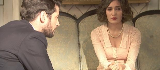 Il Segreto, anticipazioni: Hernando e Camila lasciano Puente Viejo