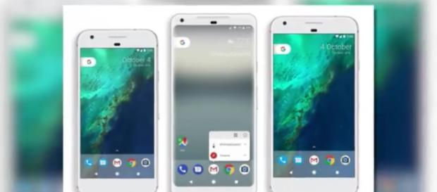 Google phones Image via Krystal Key/YouTube screenshot