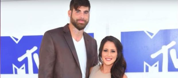 Jenelle Evans and David Eason--Image by YouTube/TheFame