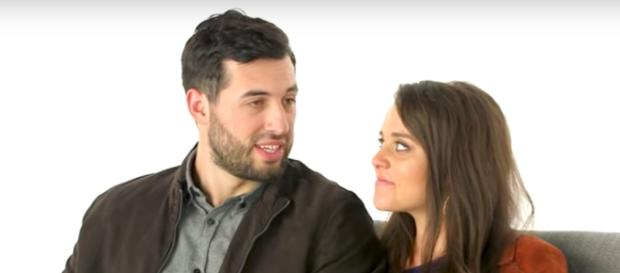 Jinger Duggar and Jeremy Vuolo-Image by TLC/YouTube
