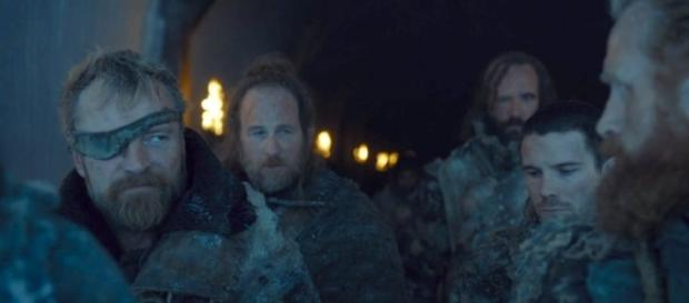 Jon Snow's team. Screencap: Kristina R via YouTube