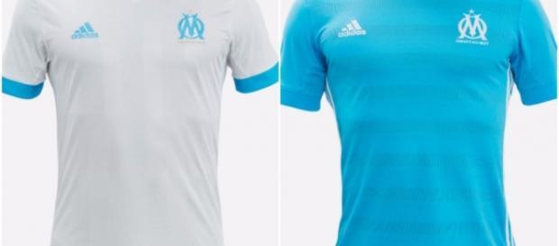 Maillot de l'Olympique de Marseille