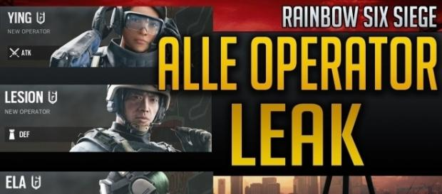 'Rainbow Six Siege' new operators leaked!(JerichoFive/YouTube Screenshot)
