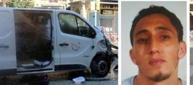 Un des suspects, Driss Oukabir, aurait loué la camionnette qui a foncé dans la foule à Barcelone