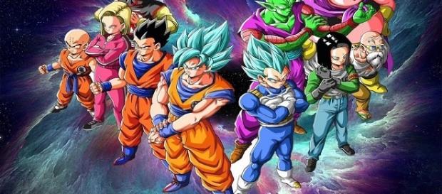 "Universe 7 in ""Dragon Ball Super - Image via YouTube/SethTheProgrammer"