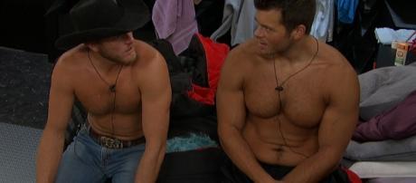 "Jason Dent and Jason Dent on ""Big Brother 19."" [Image via CBS/ YouTube]"
