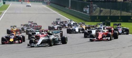 2016 Belgian Grand Prix. Photo courtesy of F1 Fanatic