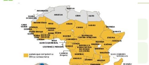 África Subsaariana, il nuovo regno del Caos (via com.br)