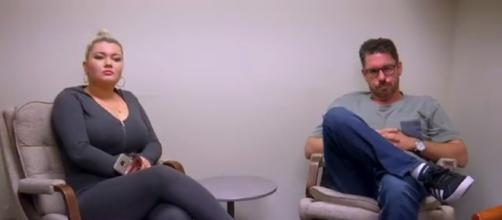 Amber Portwood's new boyfriend after split from Matt Baier has been identified as Andrew Glennon./Pictured via MTV, YouTube