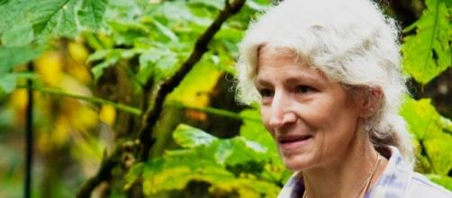 "Ami Brown of ""Alaskan Bush People"" is fighting for her life as she battles advanced lung cancer. (Photo via Alaskan Bush People/Twitter)"