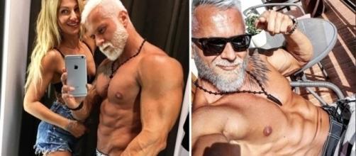 Através de uma estratégia nada convencional, ele se caracterizou de 'vovô saradão' e conseguiu vários seguidores em seu Instagram (Instagram)