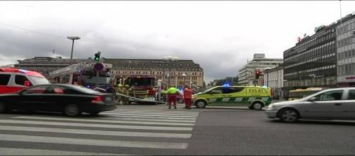 Attaque au couteau dans la ville finlandaise de Turku