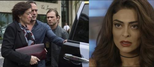 Bibi e Silvana serão presas nos próximos capítulos da novela
