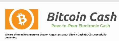 Bitcoin cash image credits:bitcoincash.org https://www.bitcoincash.org/