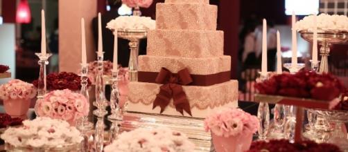Bolos incríveis para casamentos e festas