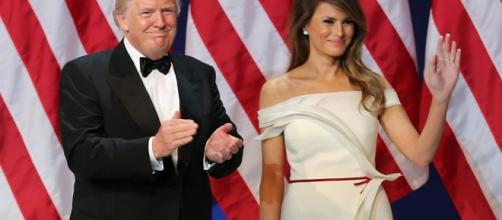 Donald Trump and Melania Trump are not attending this year's Kennedy Center Honors. [Image via Wikimedia Commons]