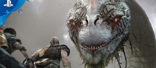 'God of War' PS4 Digital Deluxe Edition leaked, release details revealed(PlayStation/YouTube Screenshot)
