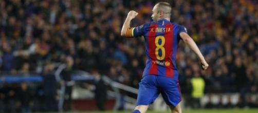 Iniesta: 'Rinnovo con il Barça? Niente di nuovo. E ora penso ad ... - ilbianconero.com