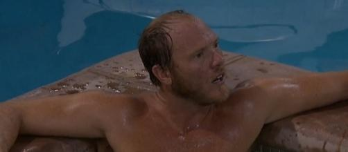 "Jason Dent from ""Big Brother 19."" [Photo via CBS/Live feeds screen cap]"