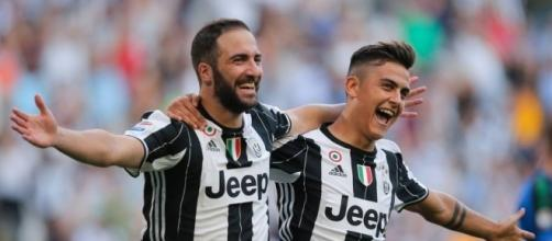 Juve-Sassuolo 3-1: Higuain doppietta, segna anche - gazzetta.it