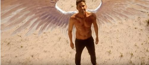 "Lucifer faces a new adversary in ""Lucifer"" Season 3. (Photo:YouTube/TVPromosDB)"