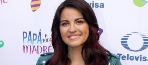 Maite Perroni se recusa a ser exclusiva da Televisa