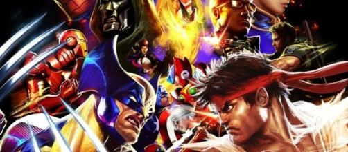 Marvel Vs. Capcom/Photo via Luke = That Honest Guy, Flickr