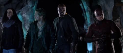 Marvel's The Defenders- (YouTube/Netflix)