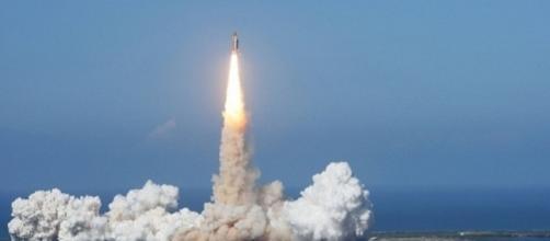 NASA launched TDRS-M satellite aboard a United Launch Alliance Atlas 5 rocket [Image: Pixabay]