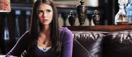 Nina Dobrev as Elena Gilbert/Photo via vampirediariesx3, Flickr