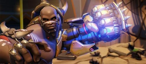 'Overwatch' Doomfist's Rocket Punch has been nerfed(IGN/YouTube Screenshot)